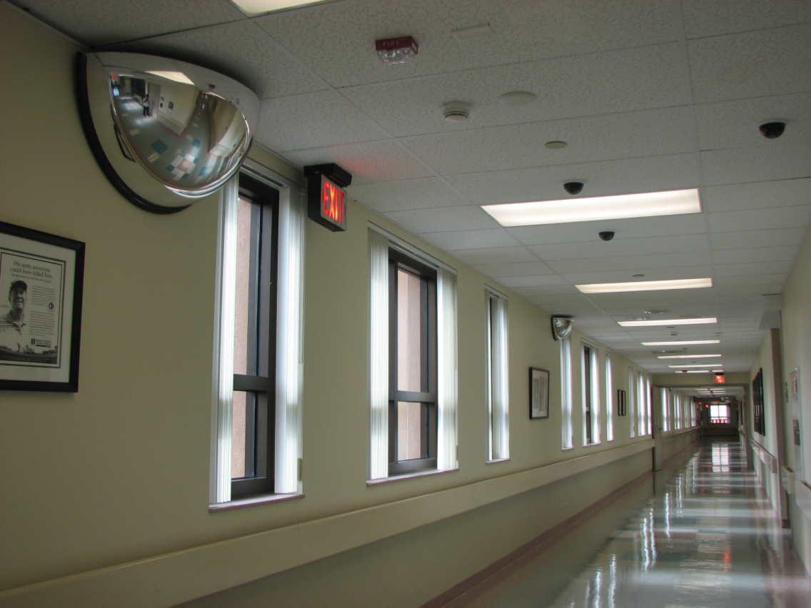 Hospital Aisles