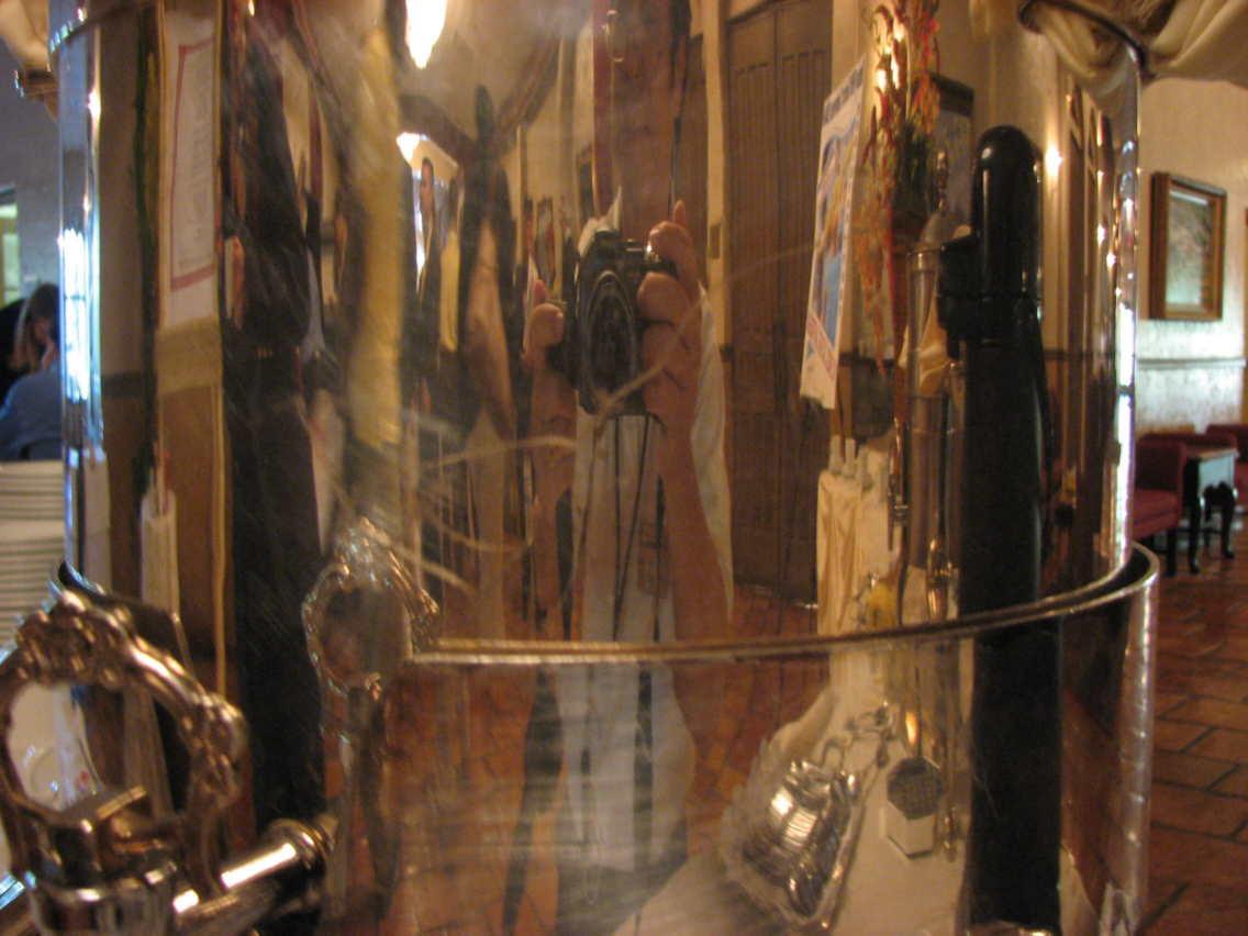 Copper Self Reflection