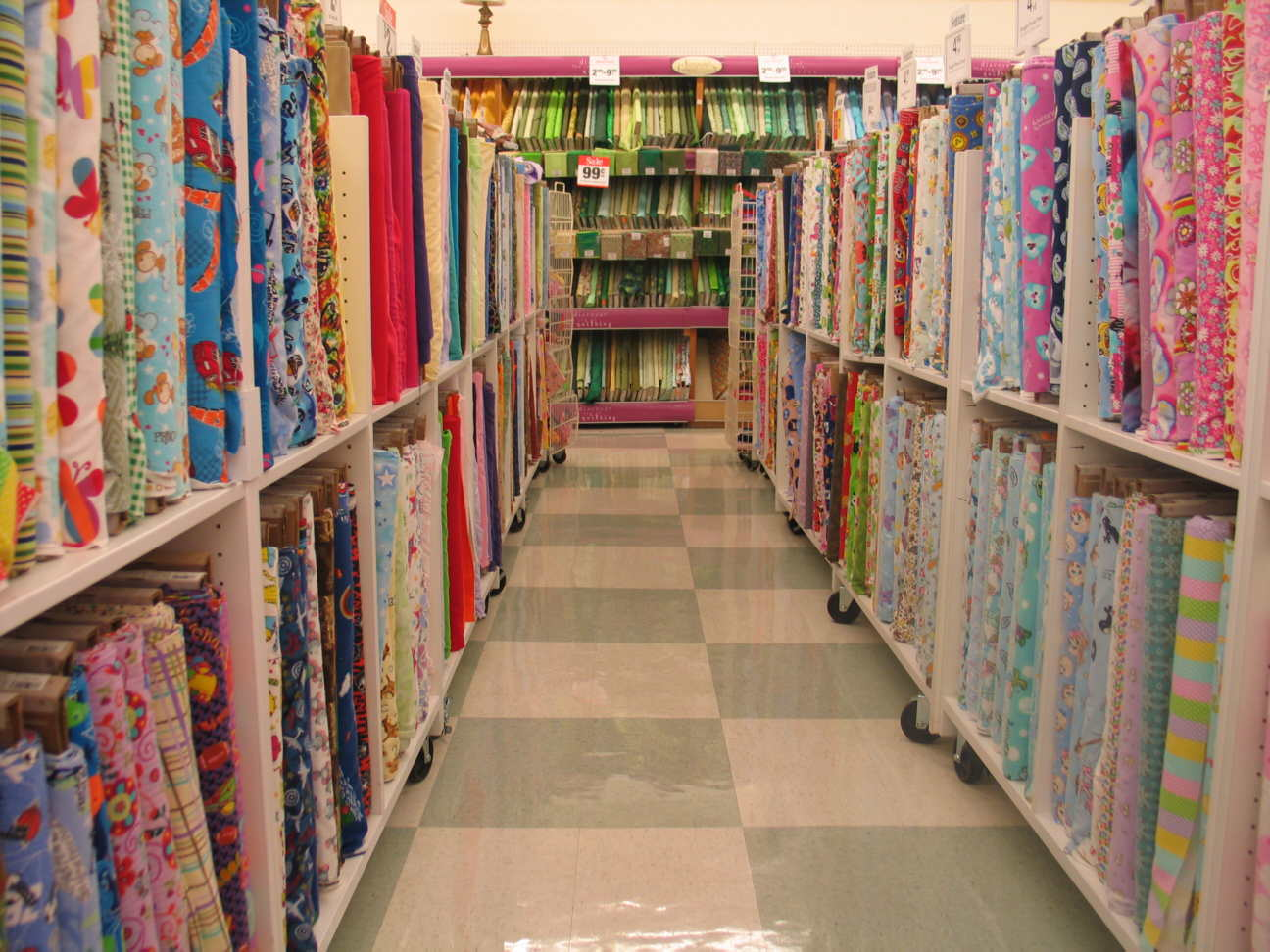Miami Beach Fabric Stores