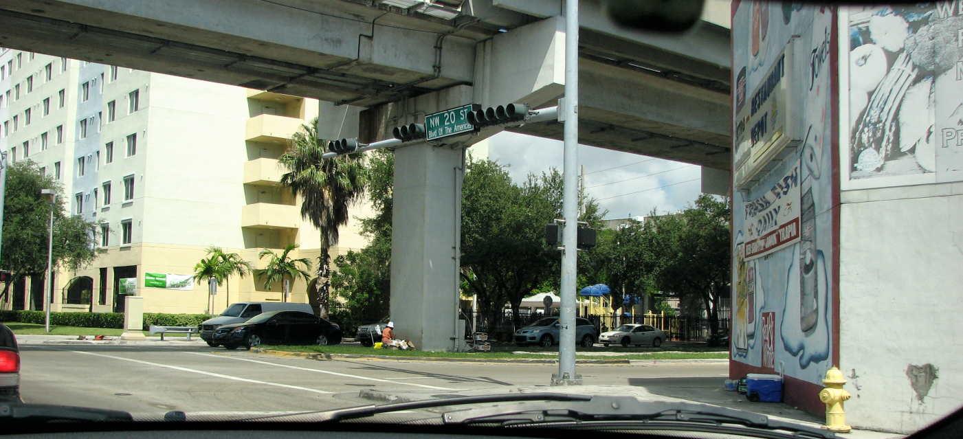 Miami's Poor