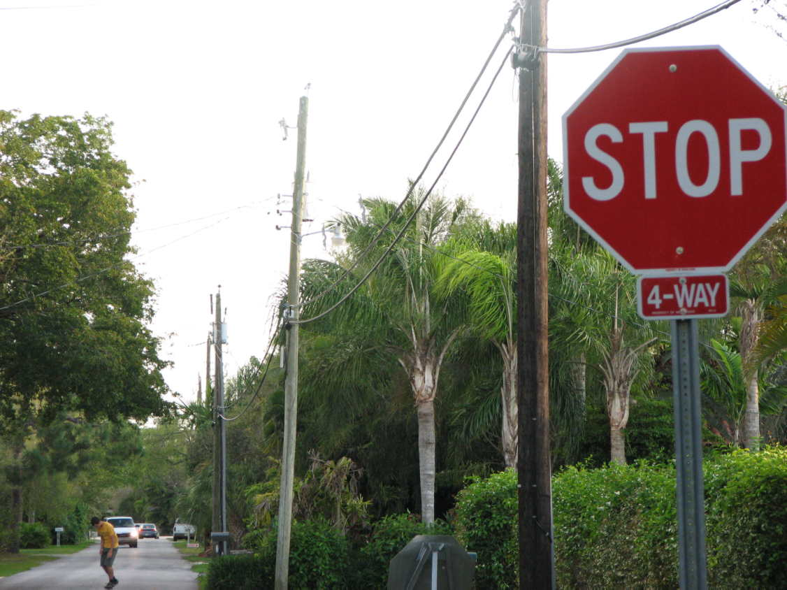 4-way Stop