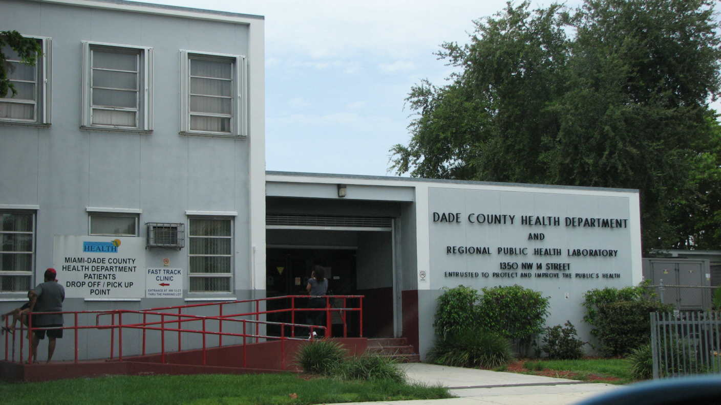 Dade County Health Department