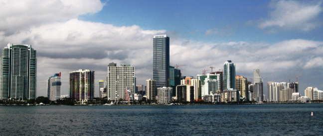 Today's Miami Downtown