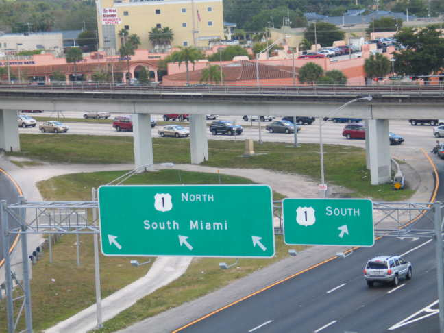 A peek at Miami's transportation system