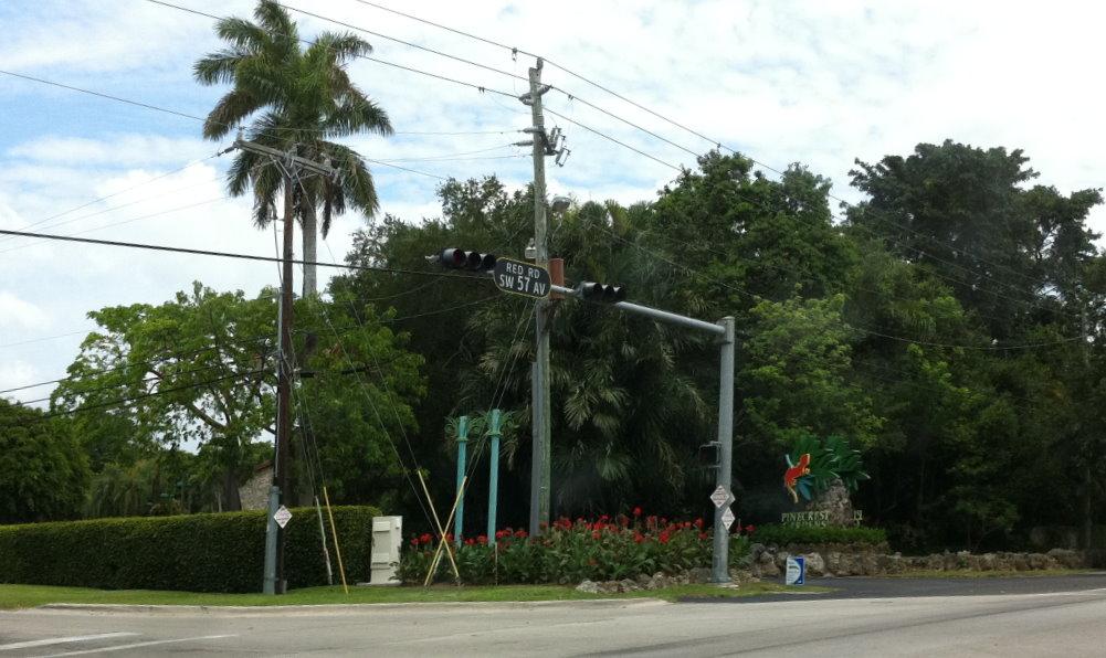 Former Parrot Jungle