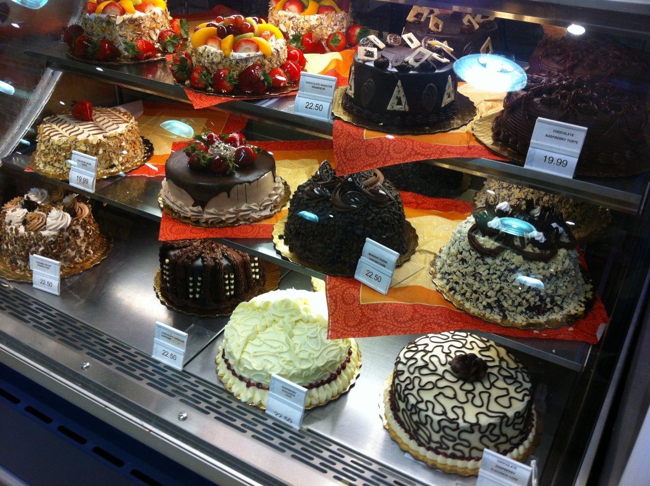 Devil's Cakes
