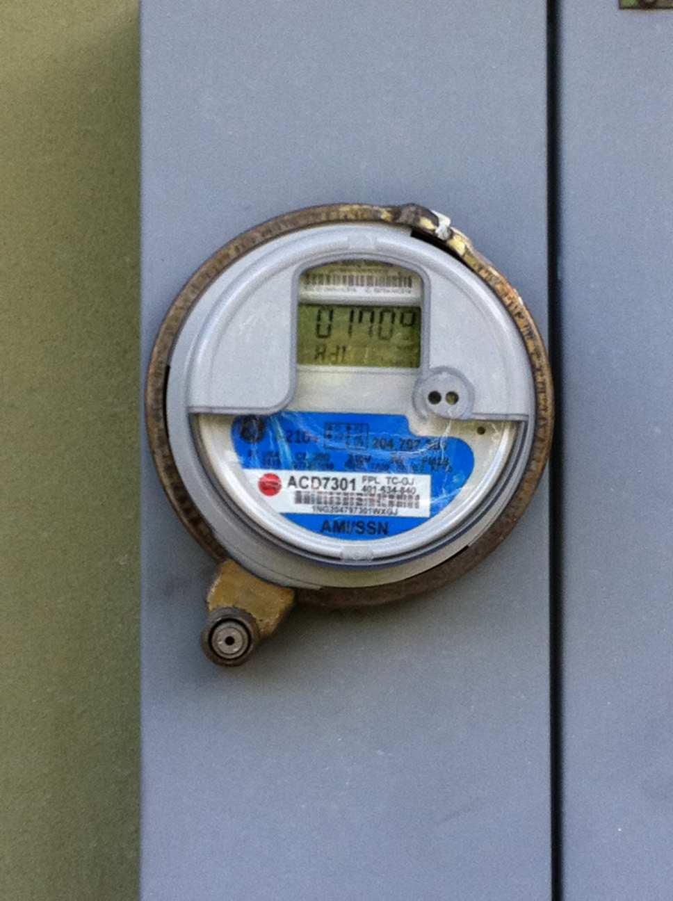 Hi-Tech Meter