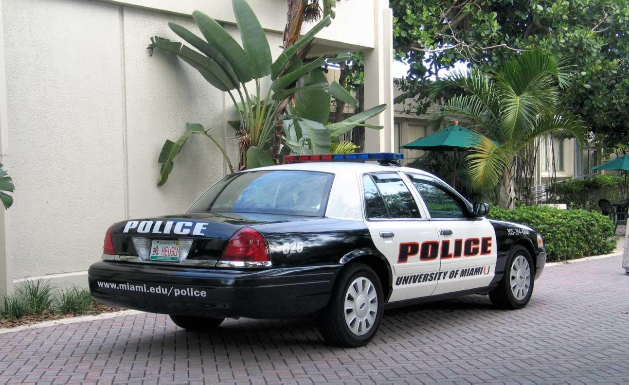 Police Cruiser